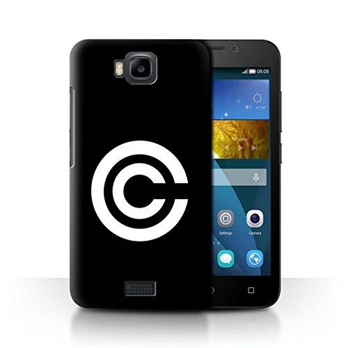 Stuff4® Hülle/Case für Huawei Honor Bee/Y5c / Capsule Corp Inspiriert Muster/Anime Kämpfer Kollektion