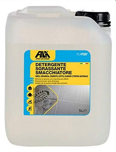 Fila PS87 Fleckentferner, Reinigungs,- und Entfettungsmittel 5 Liter