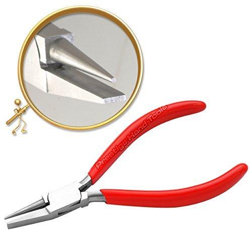 endes rundem und Flachzange Ring Draht Biegung Looping Schmuck Werkzeug #066-15-55 (Schmuck-werkzeuge)
