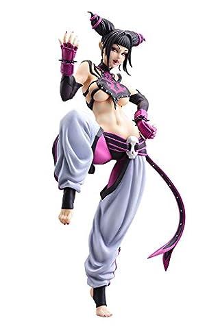 Juri Street Fighter Bishoujo Statue (Street Fighter Chun Li Kostüm)