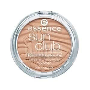 Essence Sun Club Blondes Shimmer Bronzing Powder Sunkissed 10-73549