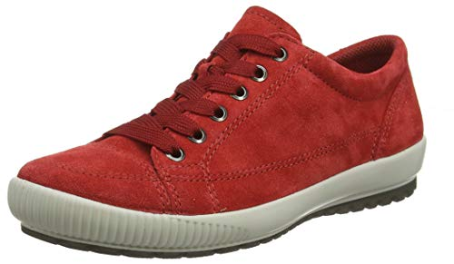 Legero Damen Tanaro Sneaker,Rot (Red) 50), 36 EU (3.5 UK)