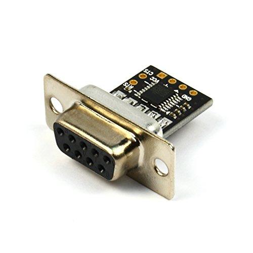 RS232 zu TTL Konverter mit Weiblich DB9 (3 V bis 5,5 V) (Weibliche Usb-3-micro-konverter)