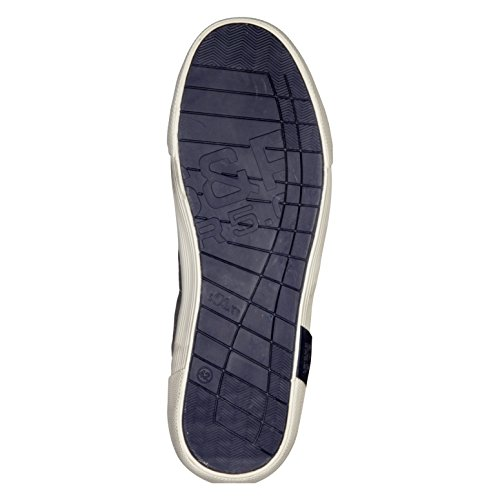 s.Oliver Herrenschuhe 5-5-13609-28 Modischer Herren Freizeitschuh, Sneaker, Textilschuh, Sommerschuh mit Schnürung Grey