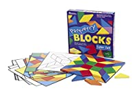 Learning Resources Parquetry Blocks & Card Set