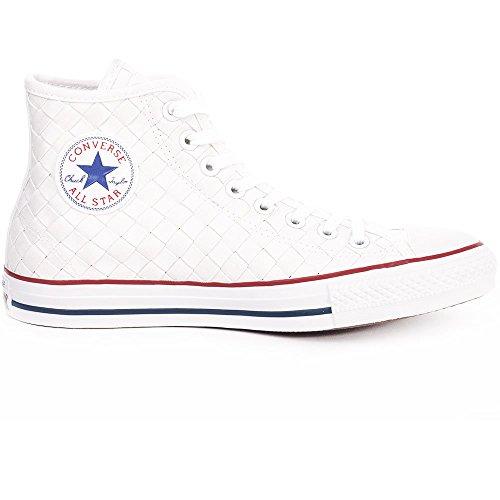 Basket, couleur Rouge , marque CONVERSE, modÚle Basket CONVERSE CHUCK TAYLOR ALL STAR HI Rouge Rouge