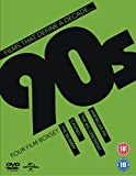 Films That Define A Decade: '90S (4 Dvd) [Edizione: Regno Unito] [Reino Unido]