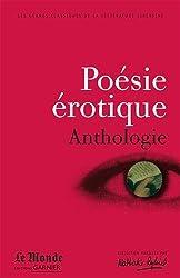 Poésie érotique : Anthologie