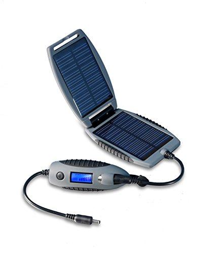 NTP PowerTraveller Powermonkey eXplorer Solar-Ladegerät grau