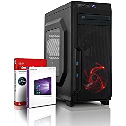 Ultra8-CoreDirectX12 PC Gamer -Unité Centrale Gaming FX 8300 8x4.20GHz Turbo -GeForce GTX1050 DDR5-RAM 8Go DDR3-2To HDD-Win 10Pro-Lecteur DVDRW #5321