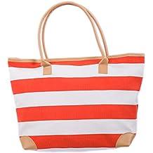Amazon.es: bolsas de playa grandes - Rojo