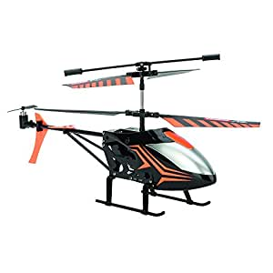 Carrera Rc - 370501026 - Hélicoptère Radiocommandé - Néon Sply - Orange