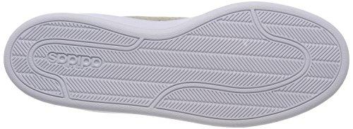 adidas Herren Cloudfoam Advantage Clean Gymnastikschuhe Braun (Light Brown/light Brown/ftwr White Light Brown/light Brown/ftwr White)