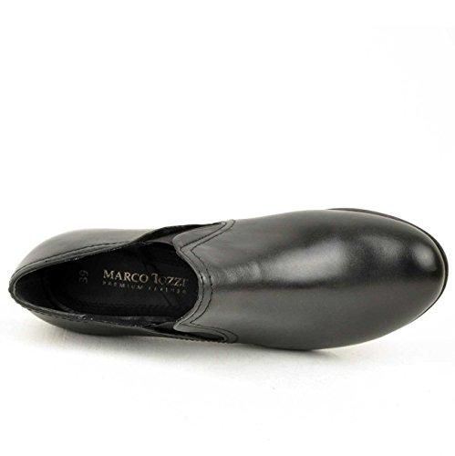 Marco tozzi escarpins couleur :  noir Noir - 002BLACK ANTIC