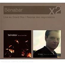 coffret 2 CD : Live Au Grand Rex - Reprise Des Négociations