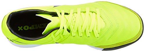 Nike Tiempox Mystic V Tf, Scarpe da Calcio Uomo Giallo (Volt Gelb/schwarz/weiß)