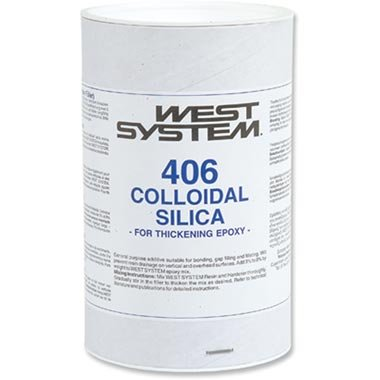 Advanced Build Quality West System Colloidal Silica Filler60g -- by West System
