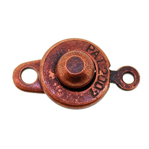 (Accessoire parties / ferrures métalliques) Nouveau crochet / grande taille bronze