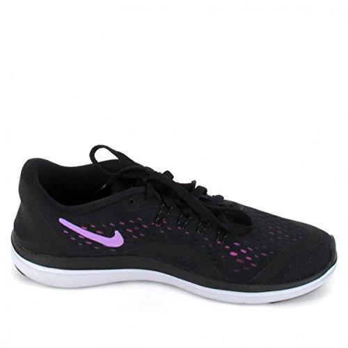 Eclissi Nike Corsa Lunare Womens Scarpa Glow 2 Fucsia Nero A Da Piedi Bdadgq