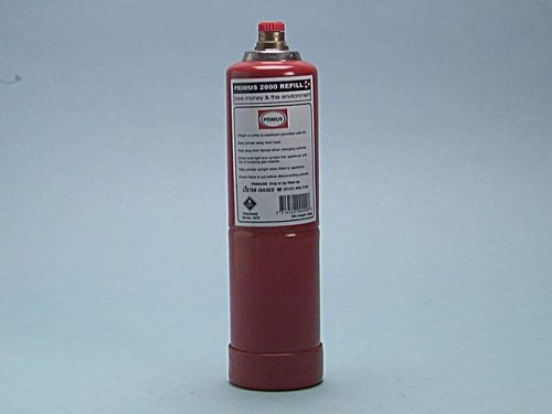 Primus Full Propane Gas Cylinder 340g 1