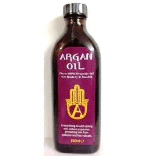 Argan Oil Pure 100% Organic Oil 150ML