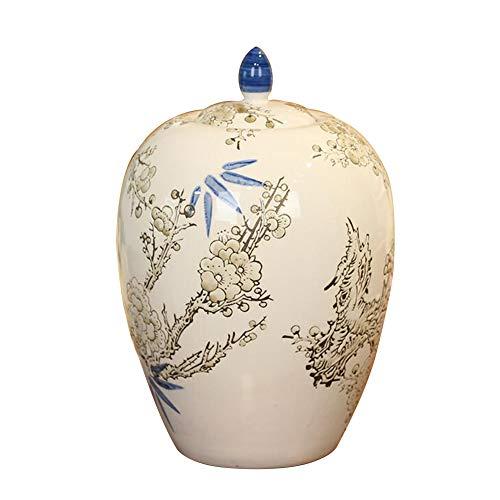 NWZW Animale Domestico Ceneri di Cremazione Poynton Classico,Produzione Ceramica Artigianale,Adatto per Il Posizionamento o la Sepoltura a Casa,Urns