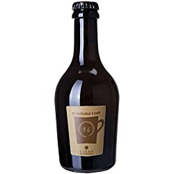 "Cerveza Artesanal Karma "" Na tazzulella 'e Cafè ""33 Cl"