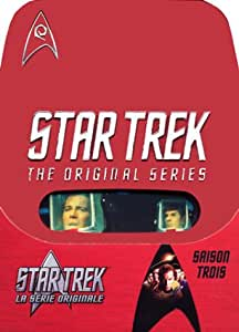 Star Trek : The Original Series : L'Intégrale Saison 3 - Coffret 7 DVD