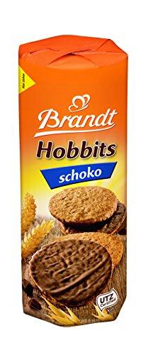 Brandt Hobbits Schoko, 265 g Packung (Schoko-haferflocken)