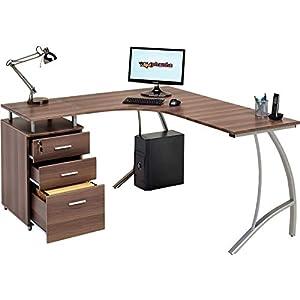 Schreibtisch Nussbaum Dein Wohntrendde