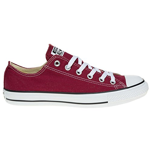 Unisex Sneakers Seasonal Converse Rot Taylor All Star ... Ox maroon ... Star ae87b3
