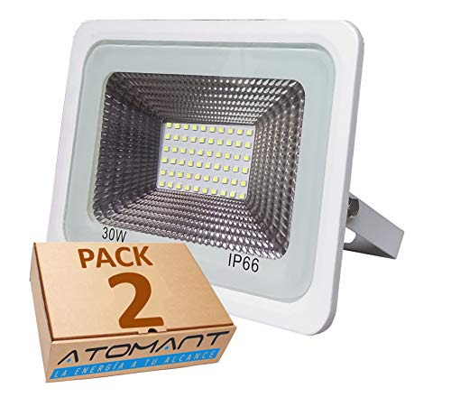 LA PACK 2x Proyector LED 30w