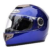 Erwachsene Heizung Motorrad Motorradhelm Unisex Antifogging Vollgesichtsschutzhelme Caps mit warmem Kragen