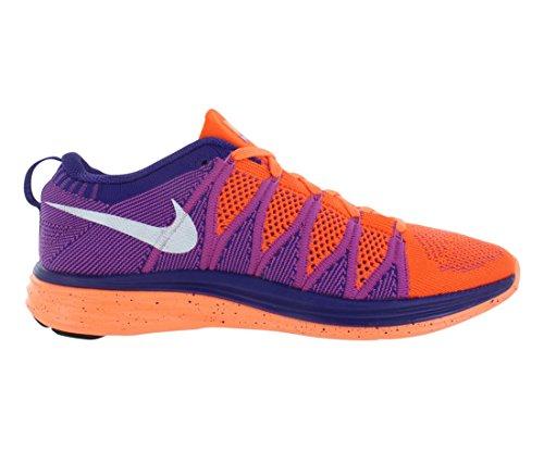 Nike 620465 011 Flyknit Lunar2 Herren Sportschuhe - Running Grün