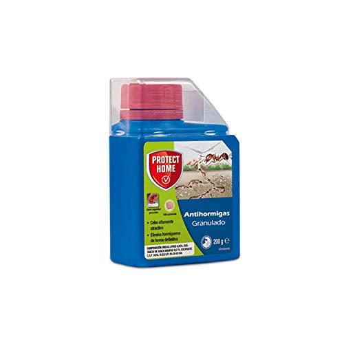 Protect Home Cebo Antihormigas Granulado, Azul