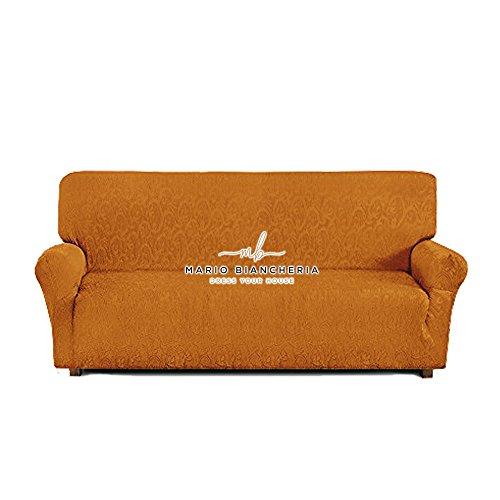 Petti, artigiani italianos del sofá elástico, tejido Jacquard, producto 100% Made in Italy, ideal para sillones, sofás de 2plazas, 3plazas y 4plazas