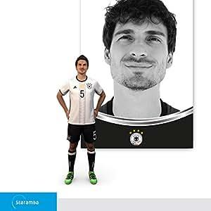 Mats Hummels 3D Figur – DFB Offensive Home