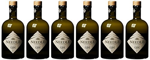 Bimmerle Needle Blackforest Distilled Dry Gin (6 x 0.5 l)