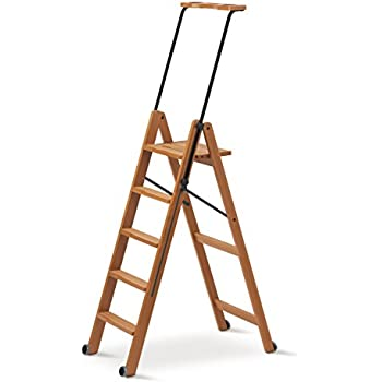 Little Giant 4 Tread Safety Step Ladder Folding Step