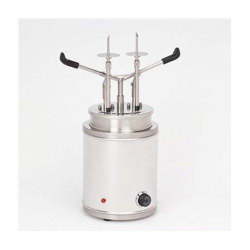 Dispensador de llenado calienta calienta cremas salsas nutella 4 litros RS3530