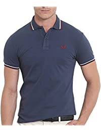 Fred Perry Polo Homme 30162009 GRIS SLIM FIT
