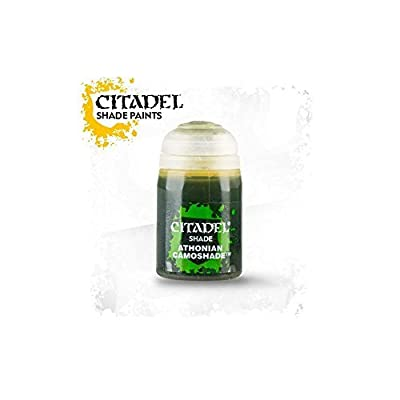 Games Workshop Citadel Shade Athonian Camoshade (0.8 fl. oz, 24ml)