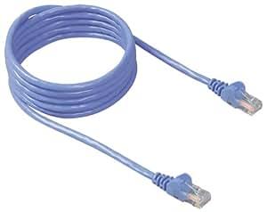 Belkin a3l791–25-S Câble patch kat5e UTP Bleu 7.5m Blu