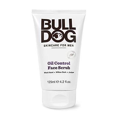 Bulldog Oil Control Face Scrub, 125 ml from Bulldog Skincare