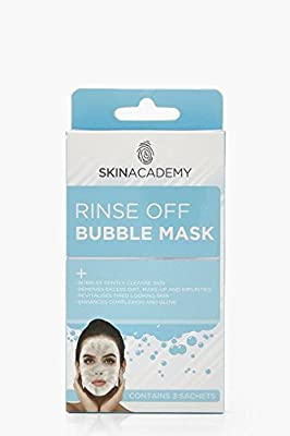 Skin academy rinse off bubble mask by quest beauty
