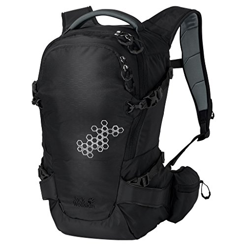 Jack Wolfskin White Rock 16 Pro Hiking Pack Black 2018 Rucksack