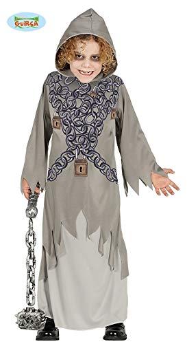 Ketten Geist Kostüm für Kinder Gr. 98 - -