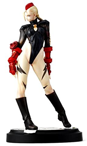 Street Fighter Zero3 Cammy Black Ver. [1/6 Scale]