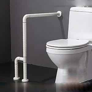 barrierefreie gel nder toilette handlauf wc toilette senioren mit behinderung sekund re bad. Black Bedroom Furniture Sets. Home Design Ideas