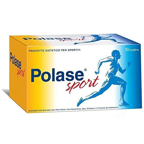 Polase sport integratore salino vitaminico energetico energetic supplement 10pz